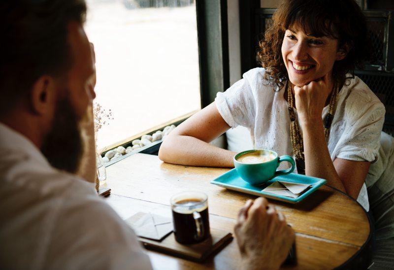 Adjusting behavior on a date or interview.